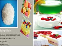 Edible Gelatin for Food Ingredient