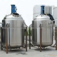 Mellow Steel and Stainless Steel Reactors