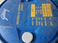 Glycerin 250Kgs Drum Pack