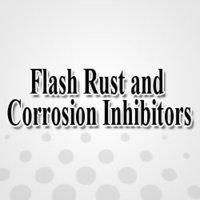 Flash Rust And Corrosion Inhibitors