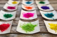 Food Colour Powder