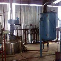 Industrial Alkyd Resin Plant