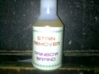 Rainbow Brand Stain Remover