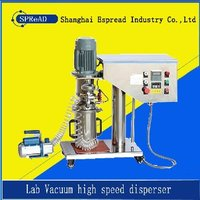 Lab Vacuum Disperser With Heating