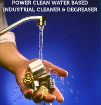 Industrial Cleaner / Degreaser Corrosion Inhibitor